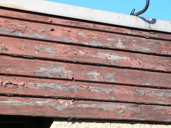 Manky Wood Cladding