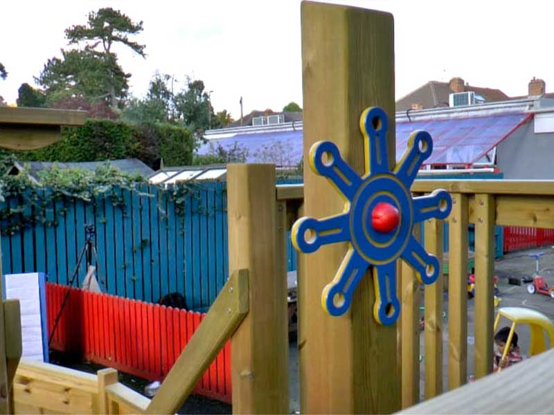 Pirate Ship Steering Wheel Pirate Ship Steering Wheel