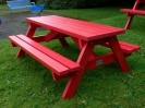Recycled Plastic Junior Picnic Table | Derwent