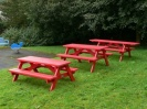 Traditional Recycled Plastic Picnic Table | Derwent