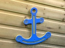 Pirate Ship Anchor Playground Accessory - HDPE