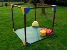 Cube Play Den | Play House | Multicoloured Recycled Plastic