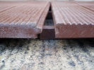 Modular Decking | Moulded Recycled Plastic Sections
