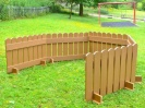Sets: Pack of 5 Picket Fence Panels