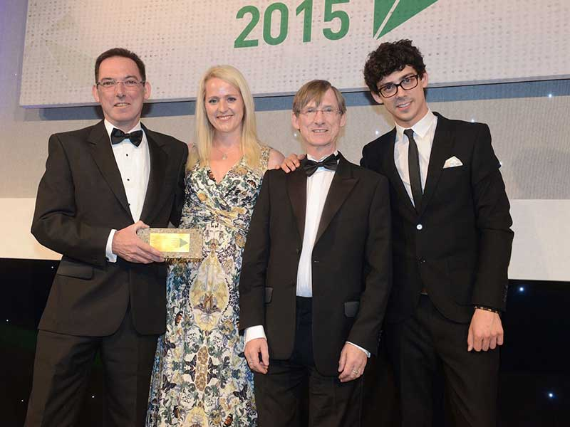 Kedel Limited, Winners of National Recycling Award for Best Recycled Product 2015