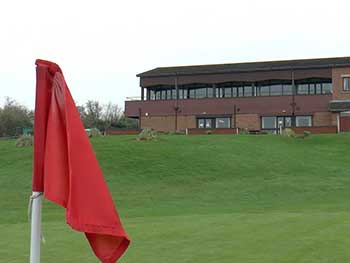 Great Lever and Farnworth Golf Club Recycled Plastic Cladding Kedel Limited