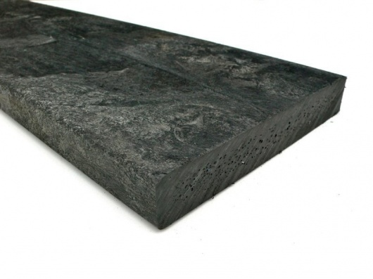 Recycled Plastic Lumber - mixed plastic (ductile) - 150 x 30mm