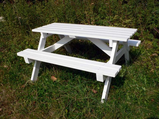 ... White Picnic Tables Image Collections Table Decoration Ideas White  Picnic Tables Images Table Decoration Ideas White ...
