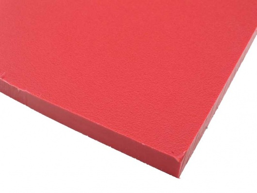 HDPE Sheet - Solid Colours - Textured/Scratch Resistant