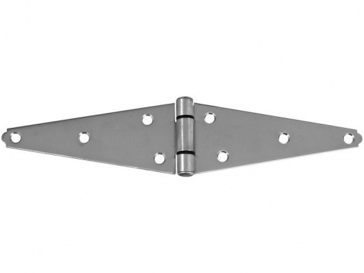 Butterfly Hinge for Bi-fold Gates