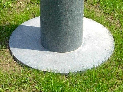 Recycled Mixed Plastic Ground Protection Plate