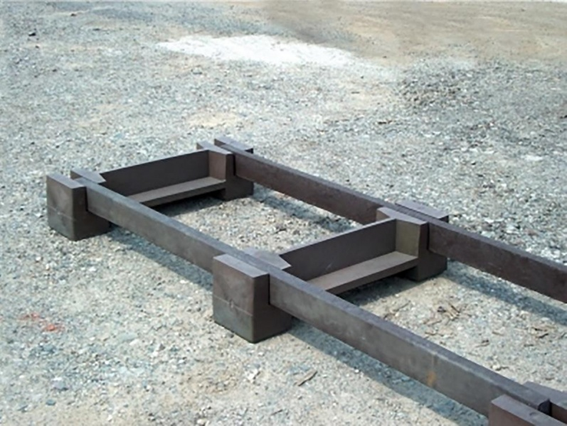 Moulded Joists | Decking Support | Recycled Plastic