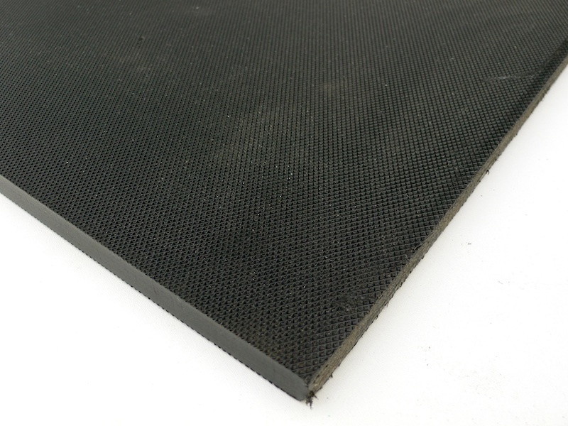 Hdpe Sheet Recycled Plastic Black 12mm Thick