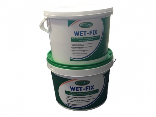 Wet-Fix Adhesive